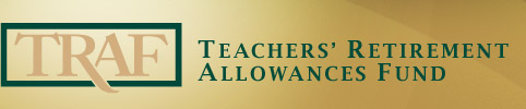 TRAF Teachers' Retirement Allowances Fund